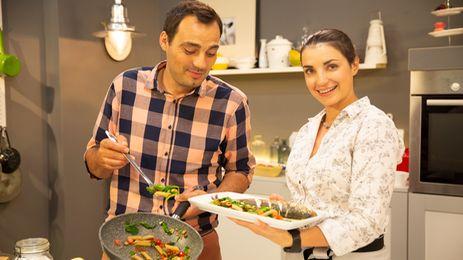 Американски палачинки с боровинки и 5-степенно анаболно меню