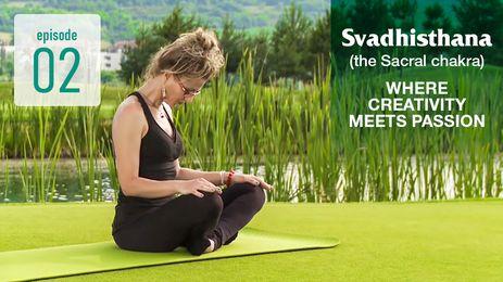 Свадхистана (сакралната чакра) – където творчеството среща страстта