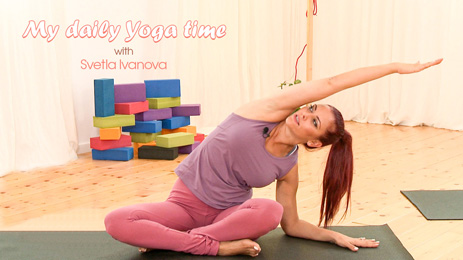 Йога за бременни със Светла Иванова