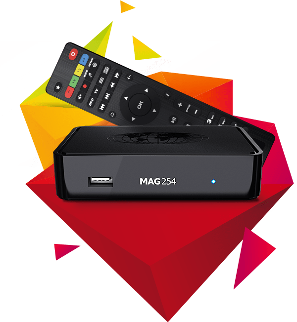 MAG 254 Set-Top Box
