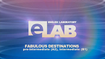 E-lab. Fabulous Destinations