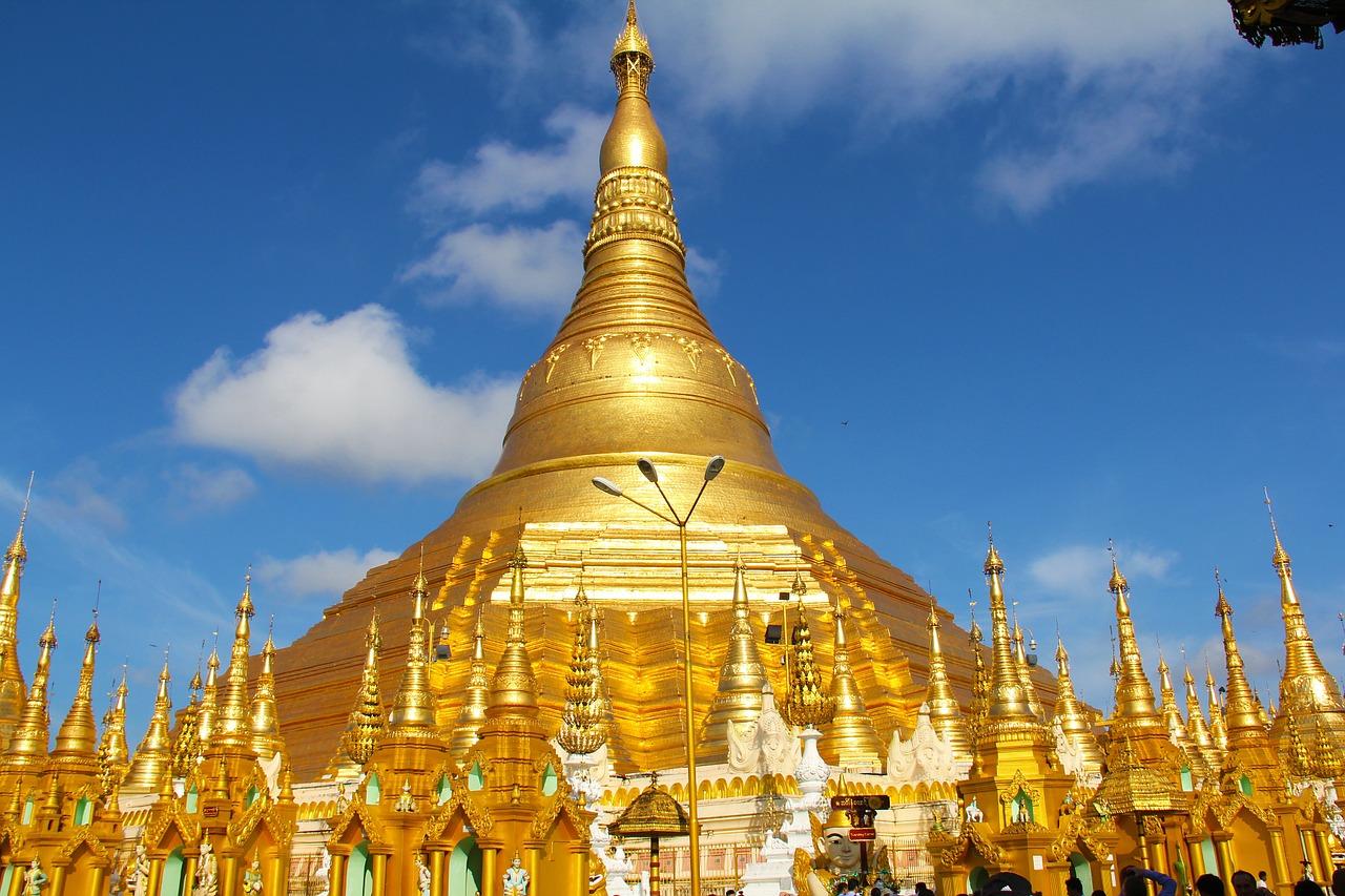 Мианмар - хармония, спокойствие и самобитност - 10 епизода